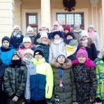 Wycieczka na lekcję historii do Kluczkowic