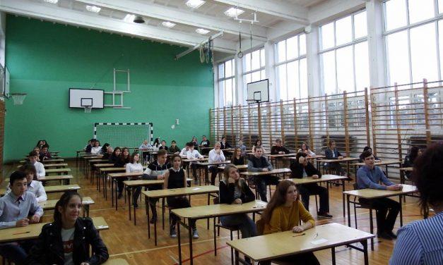 Próbne egzaminy gimnazjalne