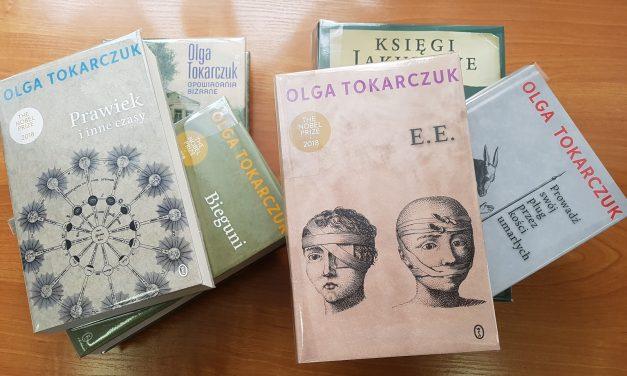 Nowości książkowe wnaszej bibliotece