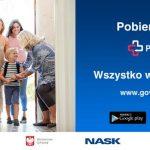 List MEN iGIS wsprawie aplikacji ProteGO Safe